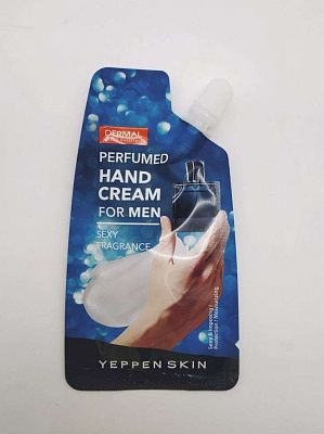 Мужской крем для рук Dermal Yeppen Skin Perfumed Hand Cream For Men 20 гр.